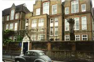 Kennington Boys School, Hackford Road, Brixton, London
